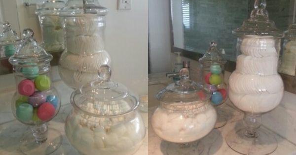 Vanity organization and decor   Home Decor ideas ...
