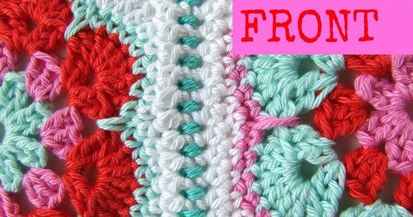 Crochet Braids Zetten : HaakKamer7: Granny Afrikaanse Bloem haaksels Pinterest ...