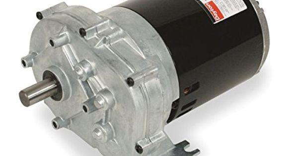 1 4 hp 6 rpm 115v dayton ac parallel shaft rotisserie for Dayton gear motor catalog