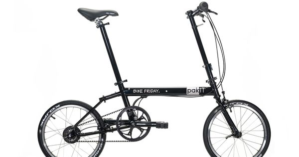 Pakit Folding Bike Bike Folding Bike Bike Friday