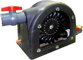 Powerspout Hydro Turbine Plt With Overvolts Crowbar Fitted Water Turbine Hydro Electric Hydroelectric Power