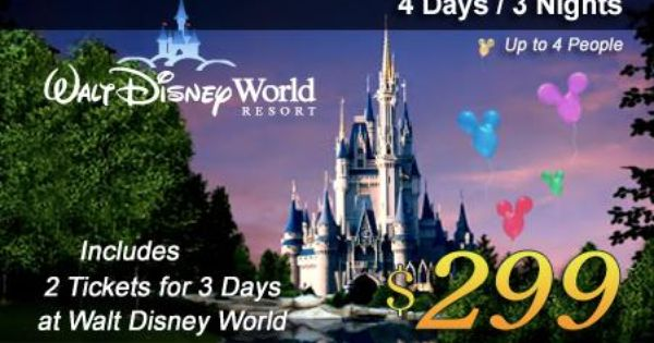 disney world packages memorial day weekend