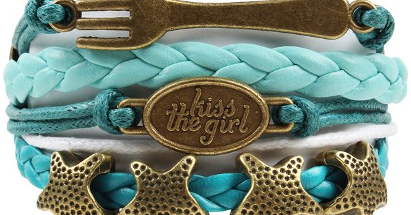 Love the Little Mermaid? We made 100 limited edition Mermaid bracelets at 60% OFF using the code: MERMAID. Sale ends August 30th, 2015.