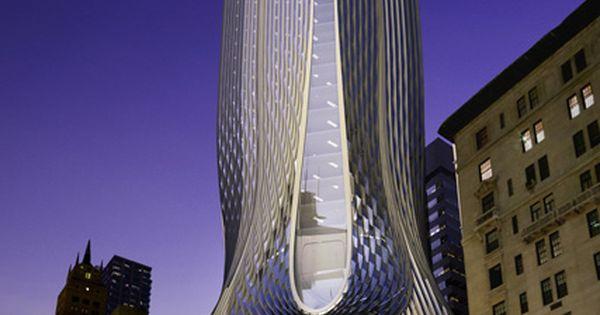Park Avenue Tower - Client: Zaha Hadid Architects ...