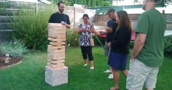 Adults Outdoor Party Games