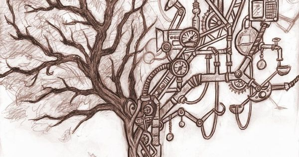 Steampunk Tattoo Idea Steampunk Tattoo Style