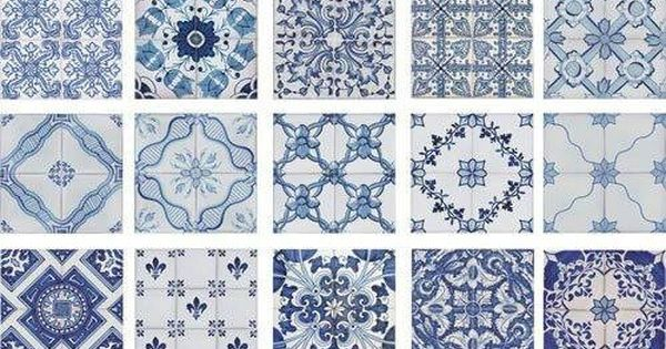 Blue and white azulejos tiles in portugal global for Proveedores de azulejos