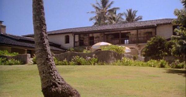 Magnum P I Estate Magnum Pi Magnum Filming Locations