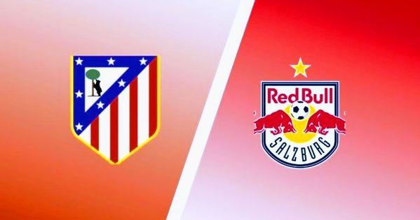 موعد مباراة أتلتيكو مدريد وريد بول سالزبورغ والقنوات الناقلة في دوري أبطال أوروبا Match Of The Day Atletico Madrid Madrid