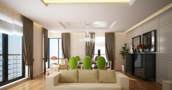 Magnifiques rideaux pour les grandes portes fen tres de for Portes salon fenetres