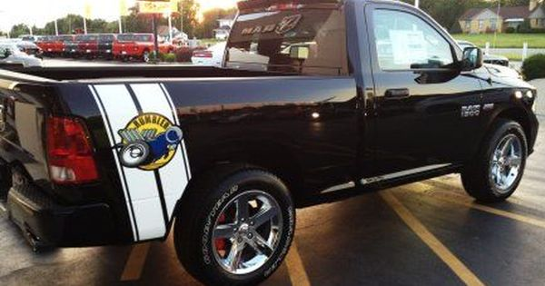 Dodge Ram 1500 Custom Graphic And Decals Custom Truck Decals Dodge Ram Ram 1500 Custom