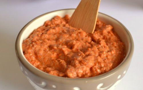 Tartinade au chorizo et au fromage frais, testé et très bon