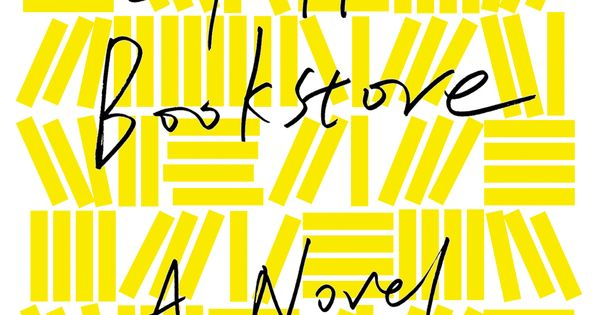 Mr Penumbra's 24-Hour Bookstore by Robin Sloan. Click on the book cover