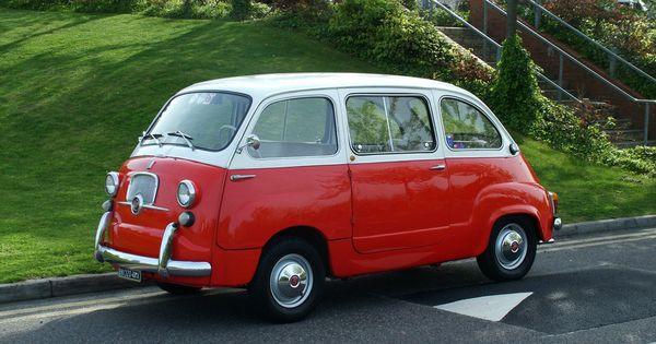 Fiat600 Multipla