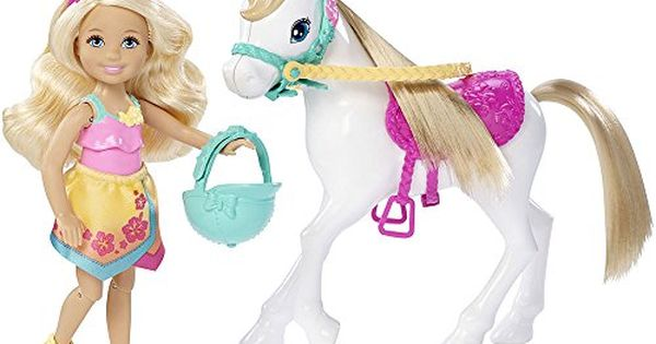 Barbie Sister Chelsea And Pony Barbie Https Www Dp B01duk4fhu Ref Cm Sw R Pi Dp X Ifzezbsn Barbie Chelsea Doll Chelsea Doll Barbie And Her Sisters