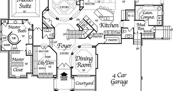 Awesome layout basement with exercise room favorite for Basement floor plans with stairs in middle