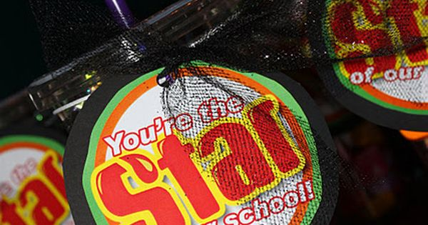 """You're the STAR of our School"" Teacher Appreciation Week gift idea"