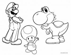 Yoshi Coloring Pages Super Coloring Pages Mario Coloring Pages