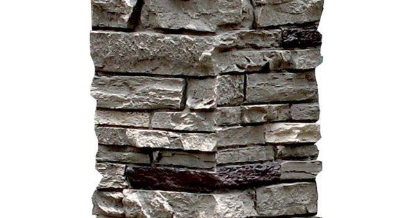 Faux Stone 2 Piece Railing Post Covers Faux Stone