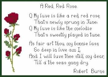 Scottish Love Quotes Another Much Loved Couple Of Verses From