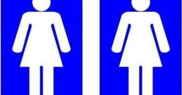 Scottish bathroom signs, so for Kincardine