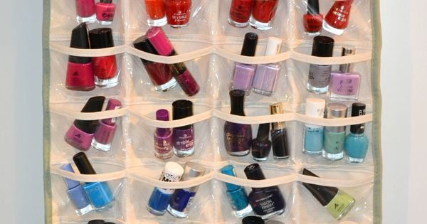 nagellack aufbewahrung nails nails nails pinterest. Black Bedroom Furniture Sets. Home Design Ideas