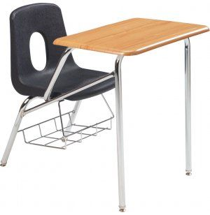 Poly Student Chair Desk Woodstone Top 18 H Student Chair Desks Chair Student Chair Desk Chair