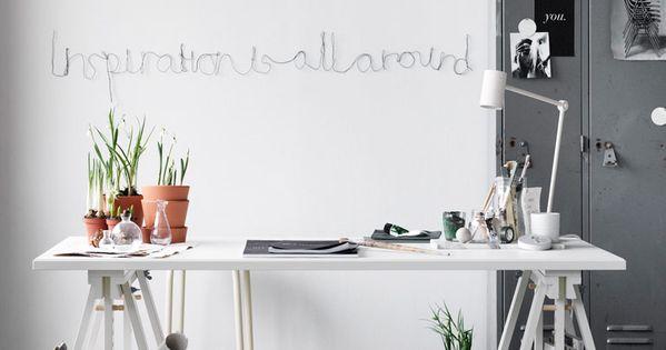Ikea livet hemma despachos y espacios de trabajo - Espacios de trabajo ikea ...