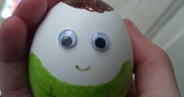 Egg baby projec...