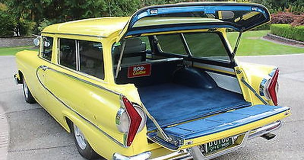 1958 Ford Edsel Roundup 2 Door Station Wagon Used Edsel For Sale Edsel Station Wagon Wagon