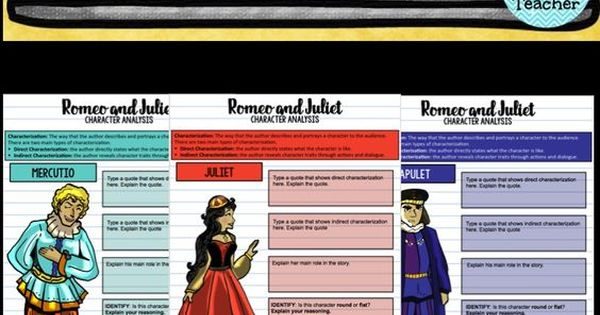 secondary characters in romeo and juliet essay Get free homework help on william shakespeare's romeo and juliet: play summary, scene summary and analysis and original text, quotes, essays, character analysis, and filmography courtesy of cliffsnotes.