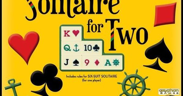 Solitaire For Two Board Game Solitaire Games Solitaire Rules