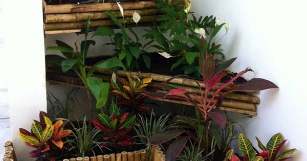 8 ideas para crear un jard n peque o jardines moderno y for Jardin moderno pequeno