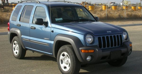 Jeep Liberty 2004 Looks Just Like My New Baby Jeep Liberty