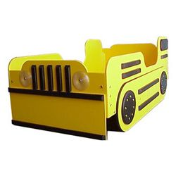 Bulldozer Toddler Bed With Images Toddler Car Bed Kid Beds