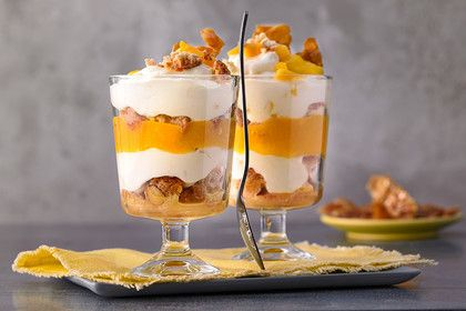 mango tiramisu mit cantuccini desserts pinterest tiramisu mango and rezepte. Black Bedroom Furniture Sets. Home Design Ideas