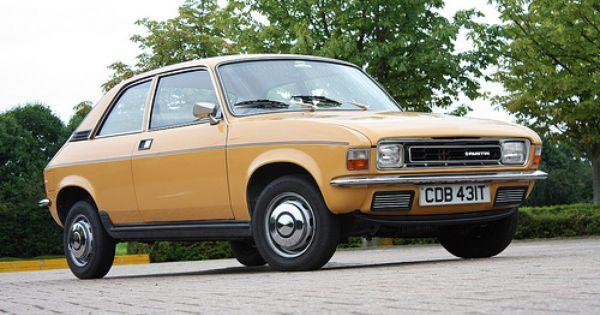 Austin Allegro In Uk Cdb 431t Austin Cars British Cars Austin