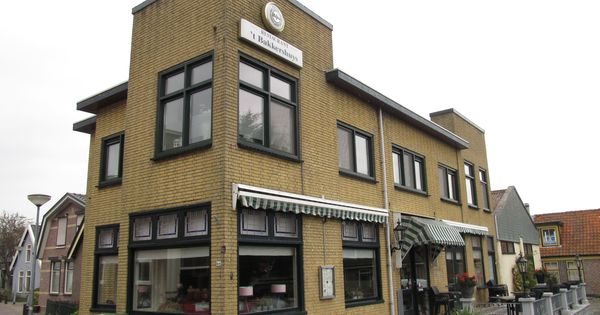Restaurant 39 t bakkerhuys broek op langedijk langedijk in for 4 holland terrace needham ma