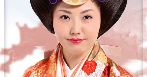 Japanese Traditional Hairstyles