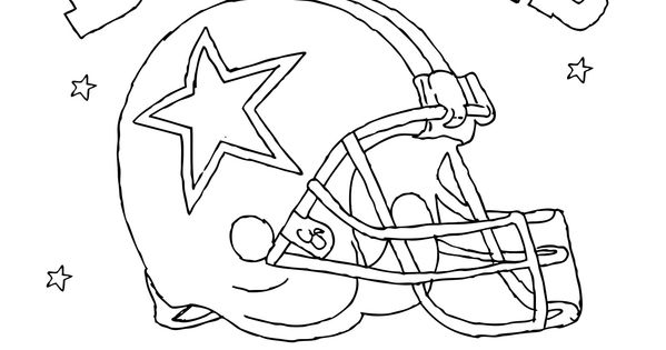 cowboys coloring page Cool stuff