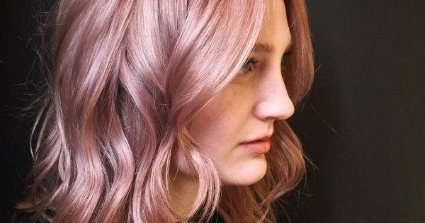 Rose Quartz Hair Thumbs Up Or Down Fanciable Hair