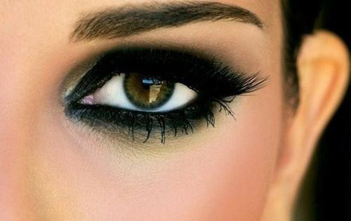 Smoky eyes | makeup | beauty | eyemakeup | smokyeyes | mascara
