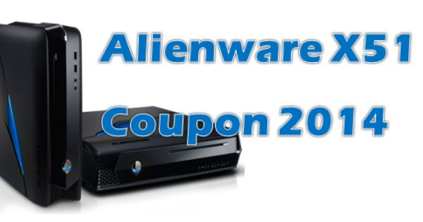 Alienware discounts and coupons