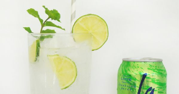 Cocktail Hour La Croix Mojito The Clueless Girls Guide Feed Me Pinterest Girls