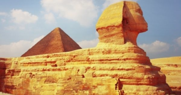 pin the sphinx pyramid - photo #23