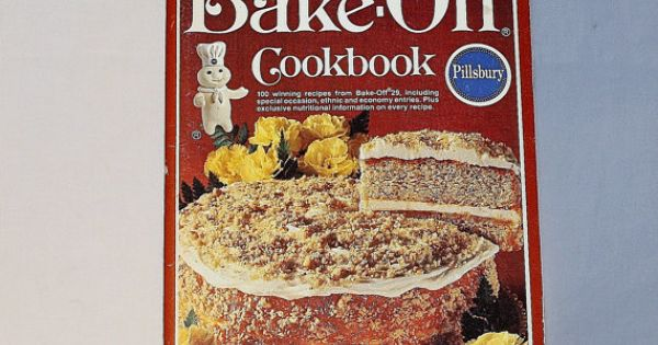 Pillsbury America's 29th Bake-Off Cookbook softbound 1980 FREE SHIPPING