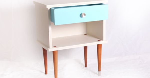 chevet layette vintage relook ann es 60 chevet vintage 1960 home pinterest chevet. Black Bedroom Furniture Sets. Home Design Ideas
