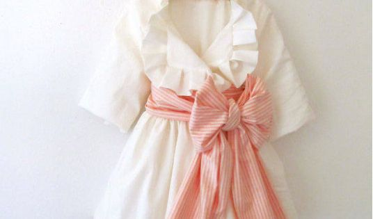 Amelie's Pleated Ruffle Jacket Pre-Order Sizes 0-3 months- girls 8. Oh! I