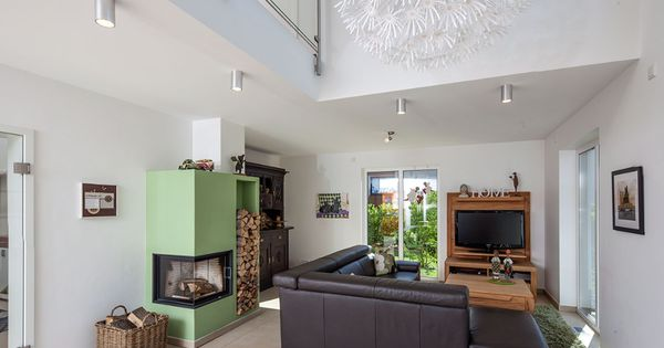 Kundenhaus Familie Engelhardt Zaunmuller Massivhaus Gmbh In 2020 Mit Bildern Baumeister Haus Haus Deko Wohnen