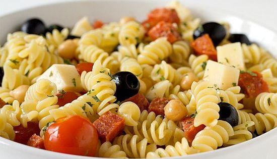 Pasta salad recipes, Italian and Salads on Pinterest